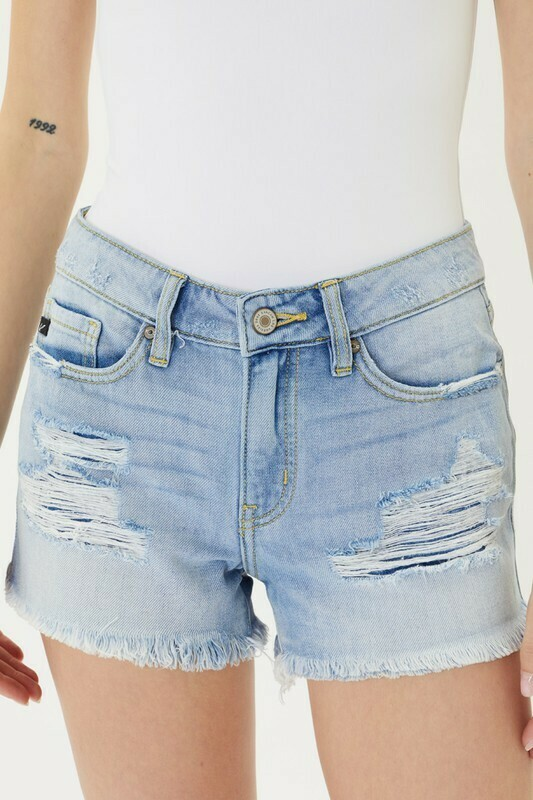Bella Boyfriend Shorts