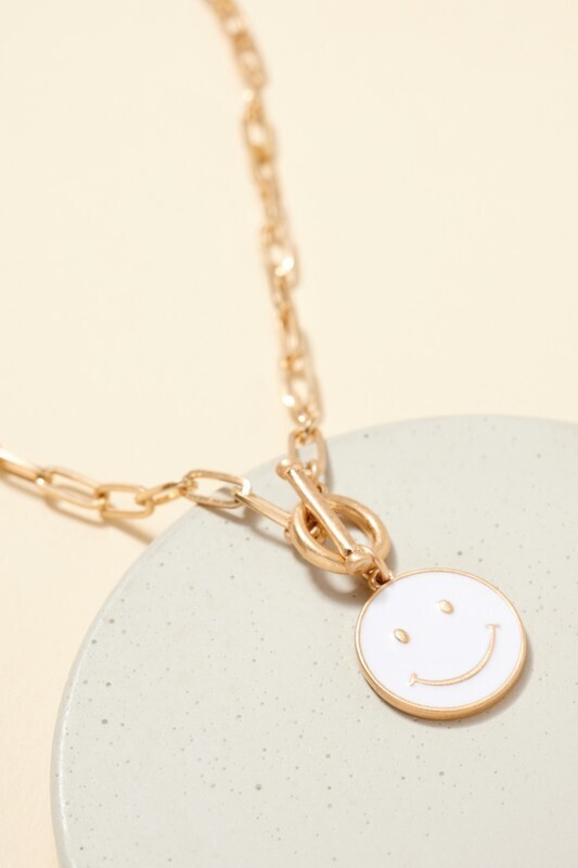 Happy Thoughts Necklace