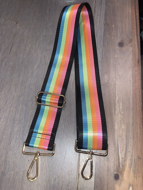 Neon Rainbow Strap