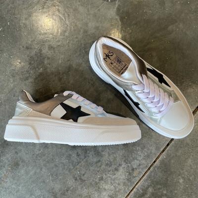 Aria Star Sneaker-Blk