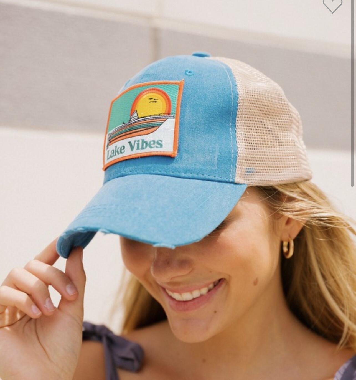 Lake Vibes Hat