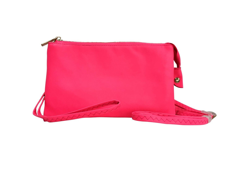 Mini Crossbody-Pink