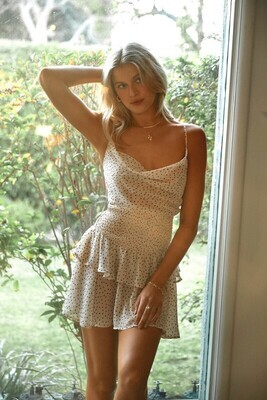 Kennedi Cowl Neck Dress