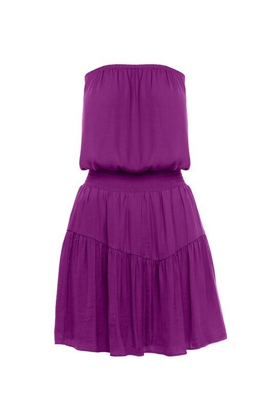 Whitney Dress-Viola