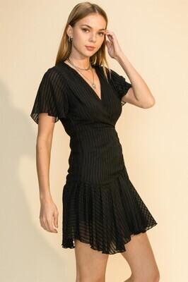 Maddie Dress-Blk