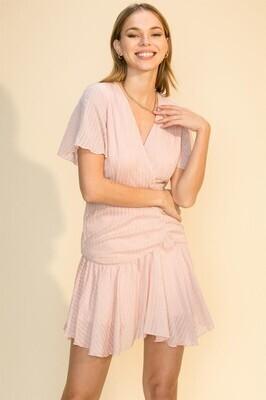 Maddie Dress-Pink