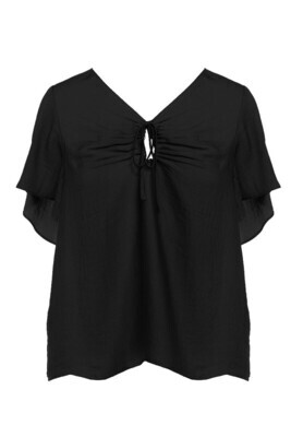 Key To Life Top-Blk