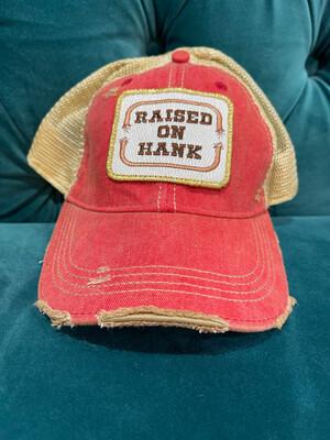 Raised On Hank Hat