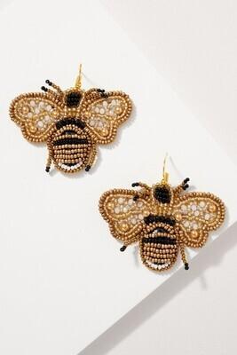 Statement Bee Earrings