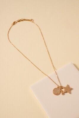 Happy Love Necklace