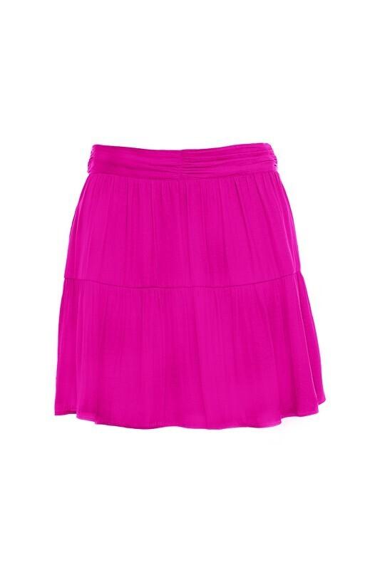 Beth Ann Skirt-Pink