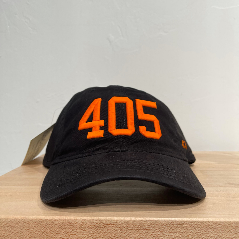 405 Hat-Blk