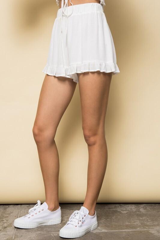 Bella Ruffle Short