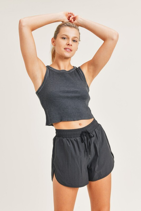 Must Have Mineral Tank-Blk