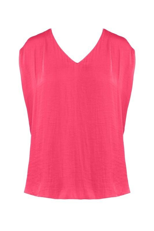 Darla Blouse-Pink