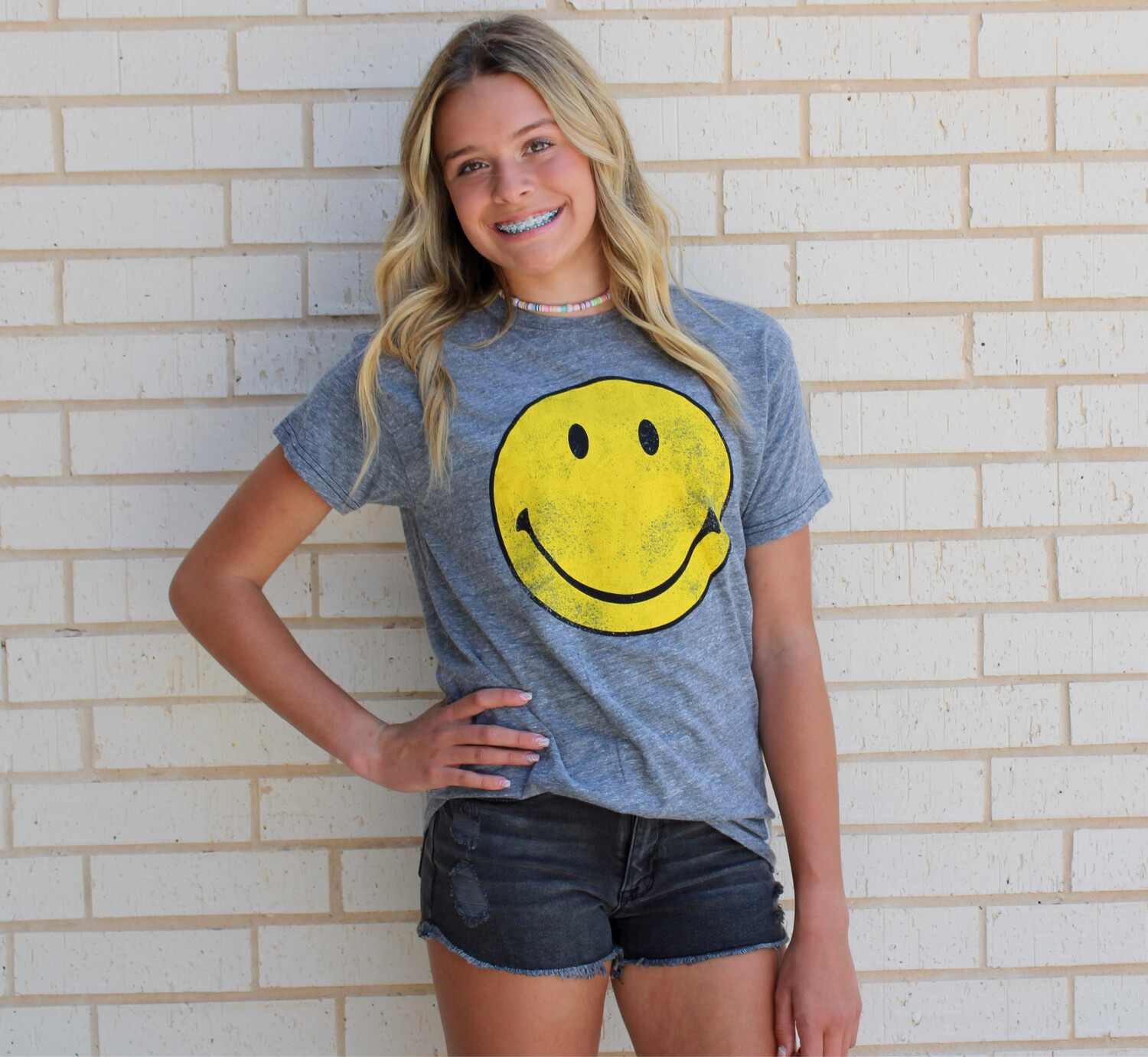 Happy And I Know It Tee