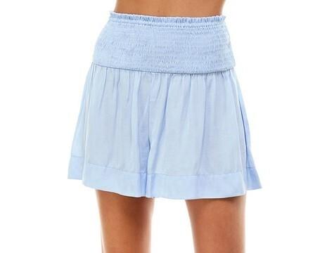 Mia Shorts-B Blue