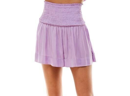 Mia Shorts-Lav