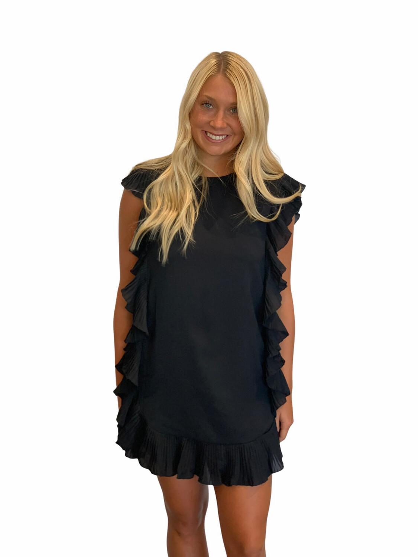 Fab Night Dress-Blk
