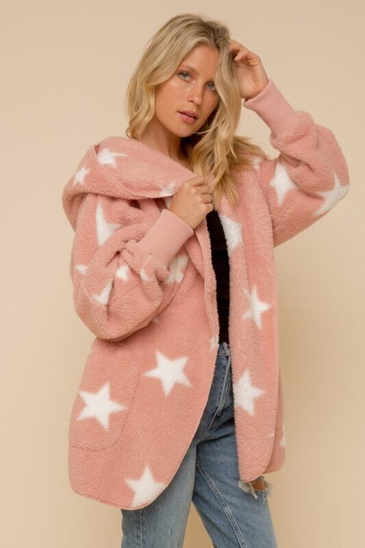 Star Snuggie-New Pink