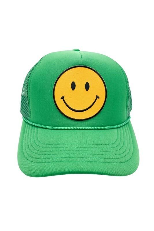 Smile Hat-Green