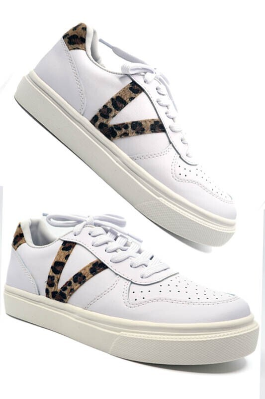 Joss Sneaker-Leopard