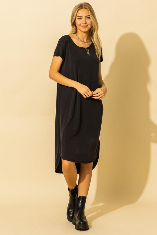 Marnie Dress-Blk