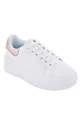 Spade Sneaker-Rose
