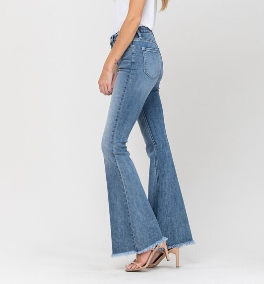 Young Summer Flare Jean