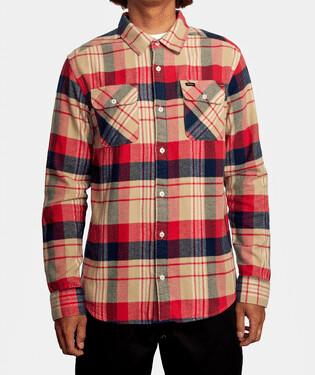 Thatll Do Flannel-Khaki