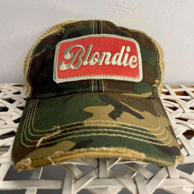 Blondie Hat