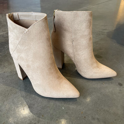 Signal Bootie-Taupe