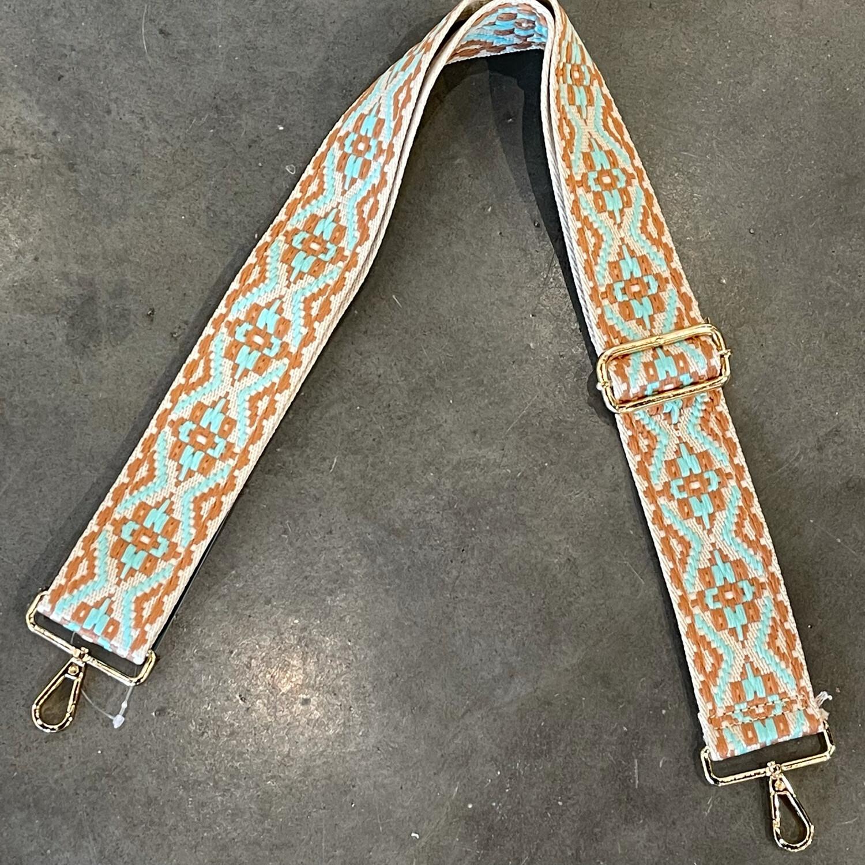 Medallion Strap-Seafoam