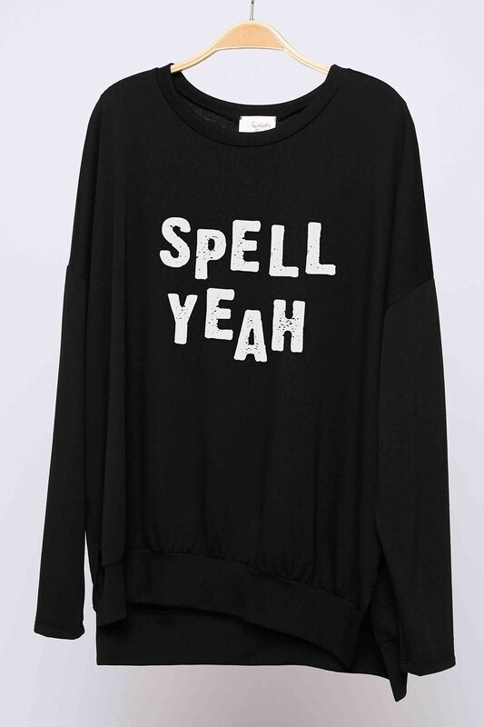 Spell Yeah Pullover