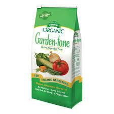 Garden Tone Espoma (8 #) $11.99