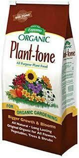 Plant Tone Espoma (8 #) $11.99
