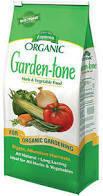 Garden Tone Espoma (18 #) $18.99