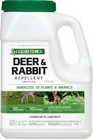 Liquid Fence® Deer and Rabbit (5 lb) $39.99