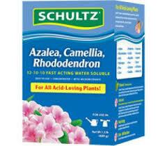 Schultz Azalea 32-10-10 Plant Food $7.99