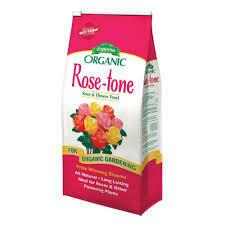Rose Tone Espoma (4 lb) $11.99