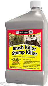Brush and Stump Killer Fertilome $11.99