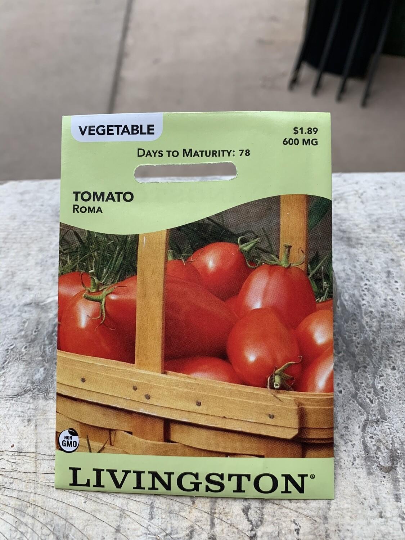 Tomato Roma (Seed) $1.89