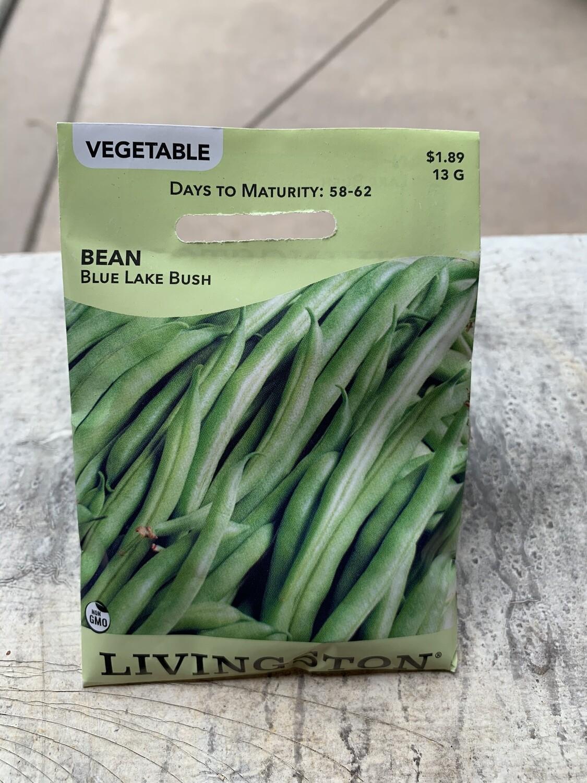 Bean Blue Lake BUSH (Seed) $1.89