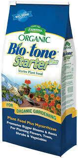 Bio Tone Starter Espoma (4 #) $8.99