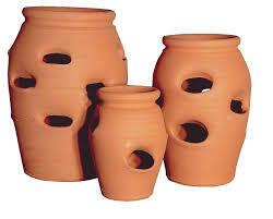 3040 Terra Cotta  Strawberry Jar (1 gallon) $15.99