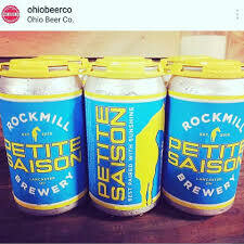 Rockmill Petite Saison (6 pack) CANS