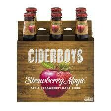 Cider Boys Strawberry Magic (6 pack)