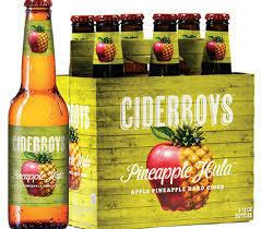 Cider Boys Pineapple Hula $9.99