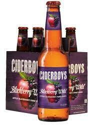 Cider Boys Blackberry Wild (6 pack)