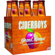 Cider Boys Grand Mimosa (6 pack)